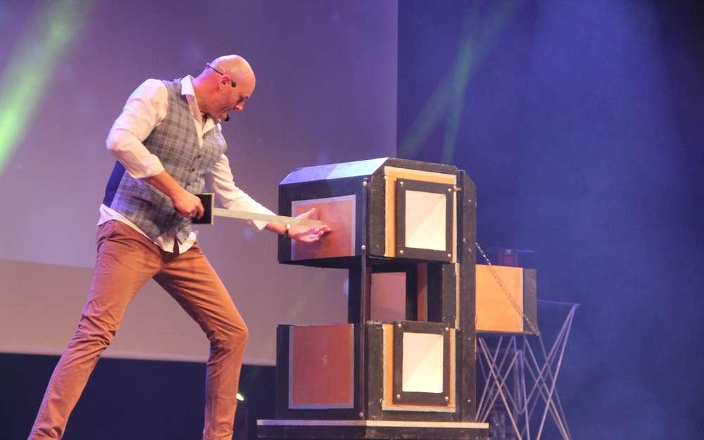 Grandes illusiosn axel lupin magicien 2